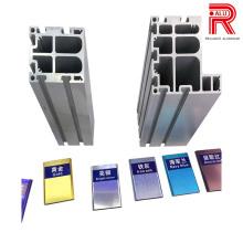 Aluminum/Aluminium Extrusion Profiles for Agros Building Materials