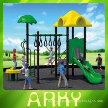 2014 Hot Outdoor Spielplatz Ausrüstung für Kinder Spaß im Freien Slide