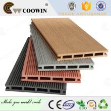 WPC-Decking in konstruierten Bodenbelag / Bootsdeck Matten / Composite Decking Hohlraum