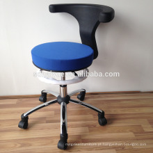 HY1033 Boa qualidade EuroStyle Medical Stool - Tamborete Exame De Vinil Sem Encosto, Preto