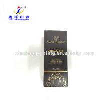 Подгонянный Размер принимаем заказ заказать эфирные масла Аргановое Коробка упаковки с золотой горячего тиснения