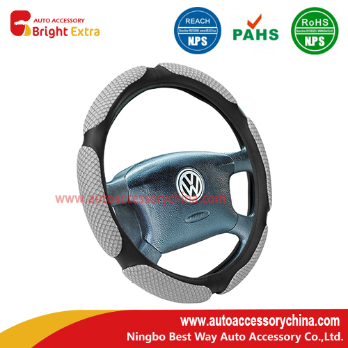 mesh steering wheel cover