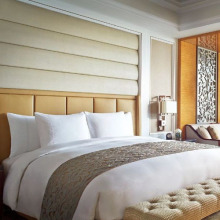 Hotel linen only for The Ritz-Carlton Chengdu