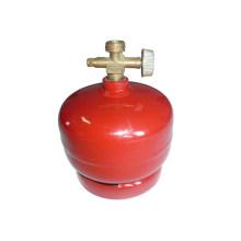 Cilindro de gás GLP gás tanque & aço (AS-LPG-0.5KGB)