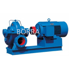 Split Case Trash Dewatering Electric Water Pump