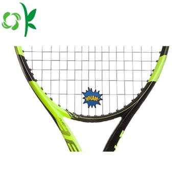 Personalized Silikon Freak Best Dampener Getaran Tenis