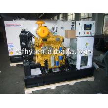 Открытый тип 30KW Weifang 3-фазный генератор