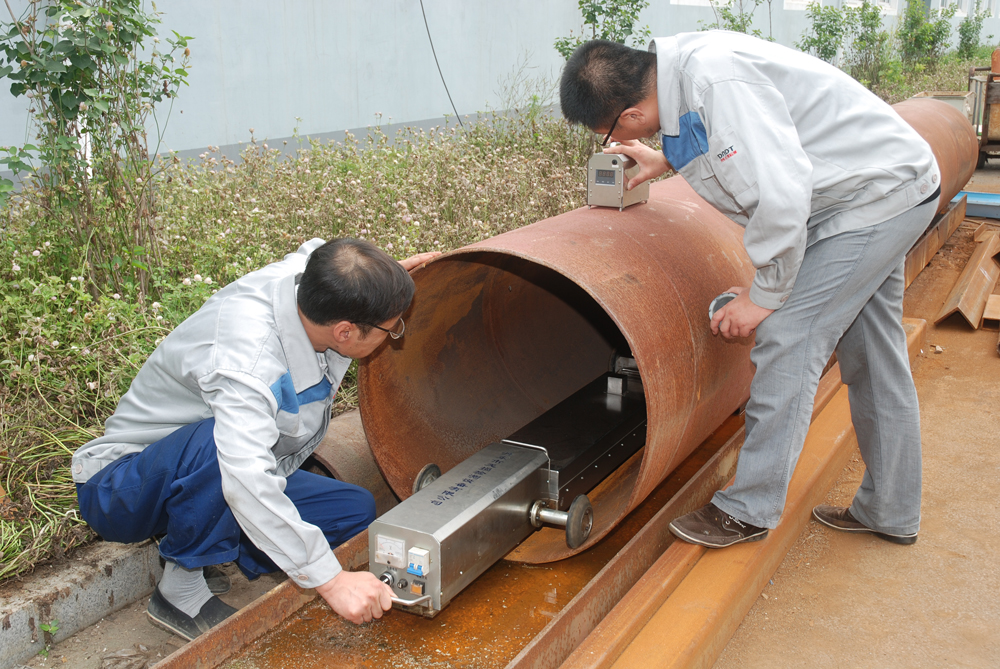 480-1200mm Inspection Pipeline Crawler
