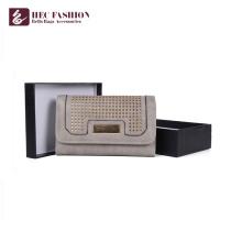 HEC Custom Fashion Trends Lady Purses Multicolor Wallet