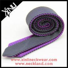 Dog Tooth Stripe Two Design Necktie for Men Design Ties, Popular Japanese Tie