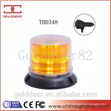9~30V Amber Lights LED Strobe Beacon Light (TBD348)