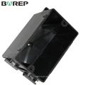 YGC-015 Fábrica al por mayor de plástico gfci pequeña caja de conexiones eléctricas