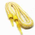 1,8 m gelb gestreiften Fell Design Acryl Shisha Shisha Schlauch (ES-HH-006-3)