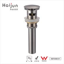 Haijun New Designed Anti-Odor Bathtub Water Sink Pop Up Overflow Drain