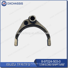 Genuine TFR/TFS Low & 2ND Shift Arm 8-97024-503-0