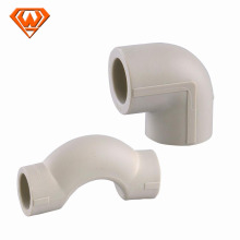 Tubo de plástico PPR todo tipo de tubería y accesorios para suministro de agua caliente / fría