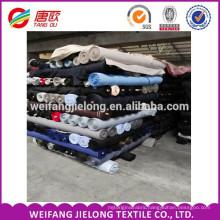 CVC twill plainTC Twill 65/35 21*21/108*58 200CM Uniform Fabric dyeing cloth TC twill factory price