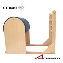 Barril de escada de equipamento de Pilates