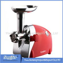 Electric Mince Machine Sf-305 (Red) Meat Grinder