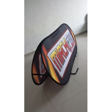 Custom Small Pop Out Banner Untuk Acara Golf