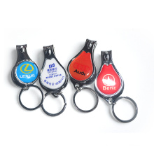 Porte-clés en métal avec fourniture d'usine de clous