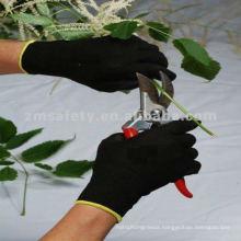 Flexible PU Coated Garden Work Glove