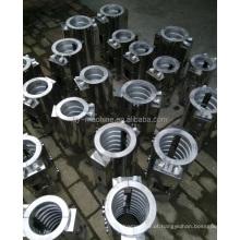 Aquecedores extrusora de alumínio para máquina de plástico