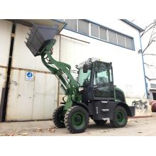 Mini cargadora de ruedas de 0,8 toneladas-ZL08F