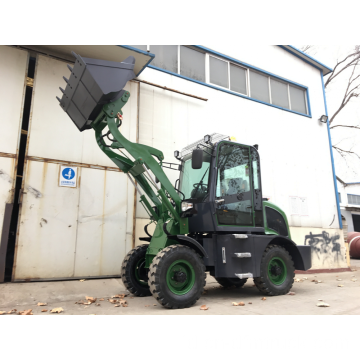 Wheel Loader Mini 0,8 Ton-ZL08F