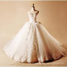 Gogerous gemacht, um Hochzeitskleid 2017 bestellen