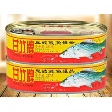 Cusomized Tin Can for Fish Tinplate Can Metal Can Metal Container