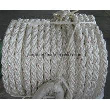 Câble d'amarrage en polypropylène / corde Morring PP