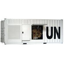 800kVA Mtu Containerized Diesel Power Generator Set (UM800)