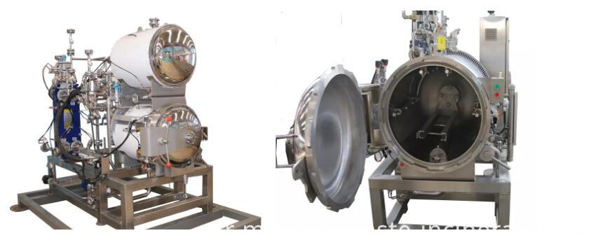 Water Immersion Retort Equipment