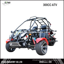 300cc Trike ATV/UTV/Go Kart 2016 Newest 3 Wheelers Trike Quad