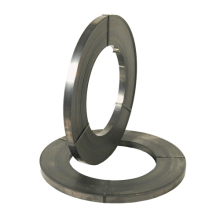 32mm black painted packing steel strapping band