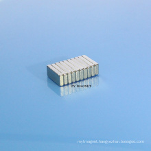 High Quality Sintered NdFeB Magnet with 72hours Salt Spray Test
