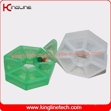 High Quality Carton Box for Medicine with 7-Cases (KL-9014)