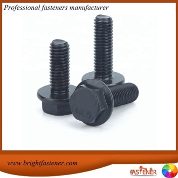 Pernos de brida hexagonal DIN6921