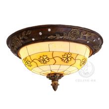 Потолочный светильник с белым стеклом (SL92675-3)