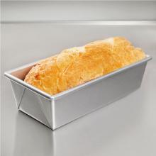 Molde para pan de acero aluminizado