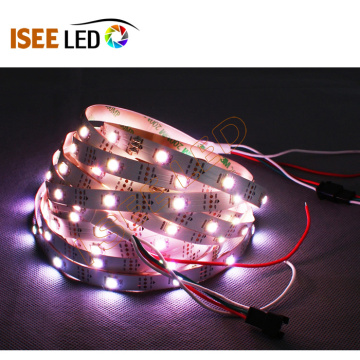 Fita LED SPI digital com 30 pixels integrada