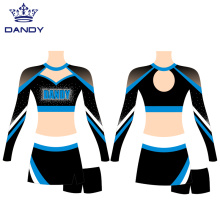 Trang phục All Star Cheer crop Top