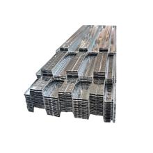 Placa de soporte de piso galvanizado