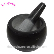 new arrival WB287 marble mortar with pestle