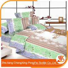 China-Lieferanten-heiße Verkaufsart und weise Polyester-breite Bett-Bett-Gewebe