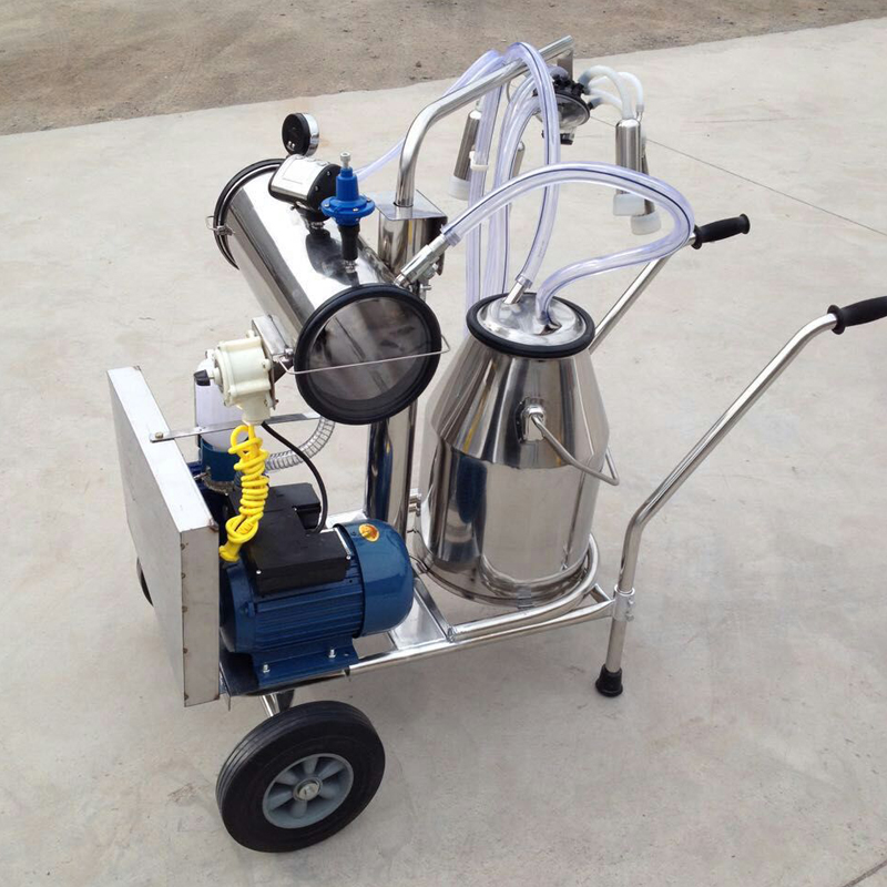 Manual Handle Milking Machine
