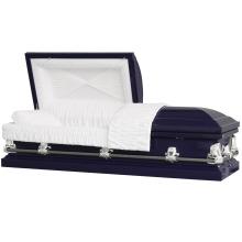 Purple Galaxy en acier de calibre 20 cercueil en métal