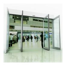 DEPER T12 double open emergency auto glass door exit device automatic panic door