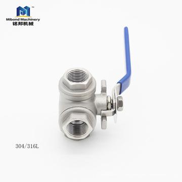 Шаровой клапан горячей воды дешевого изготовленного на заказ Oem полезный